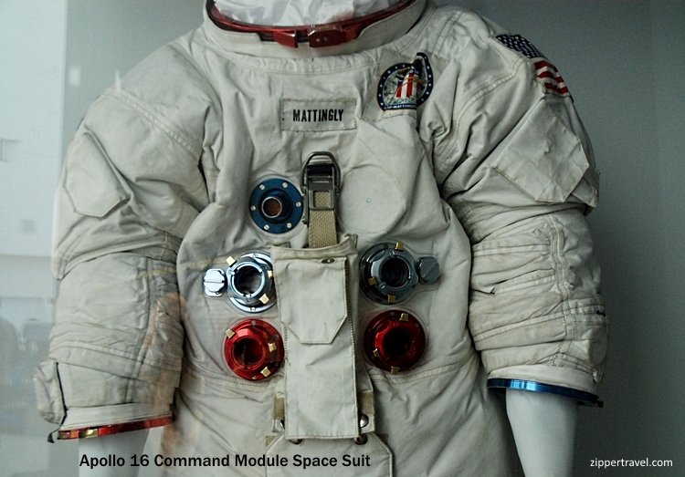 Thomas Mattingly Apollo 16 Command Module Space Suit