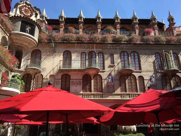 Mission Inn Restaurant Riverside Cali