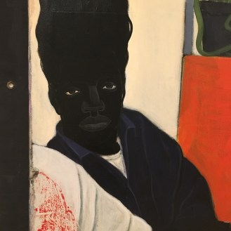 De Style detail Kerry James Marshall MOCA Los Angeles