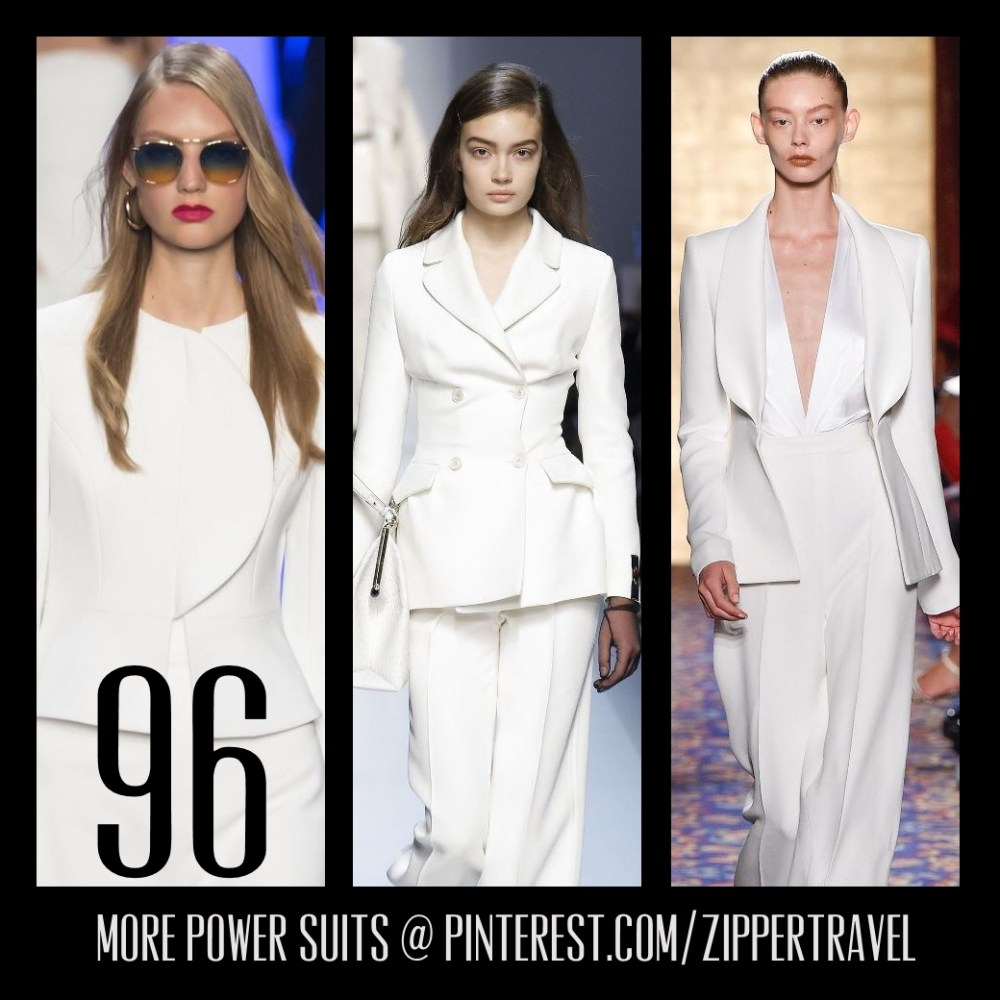 95 power suits pinterest