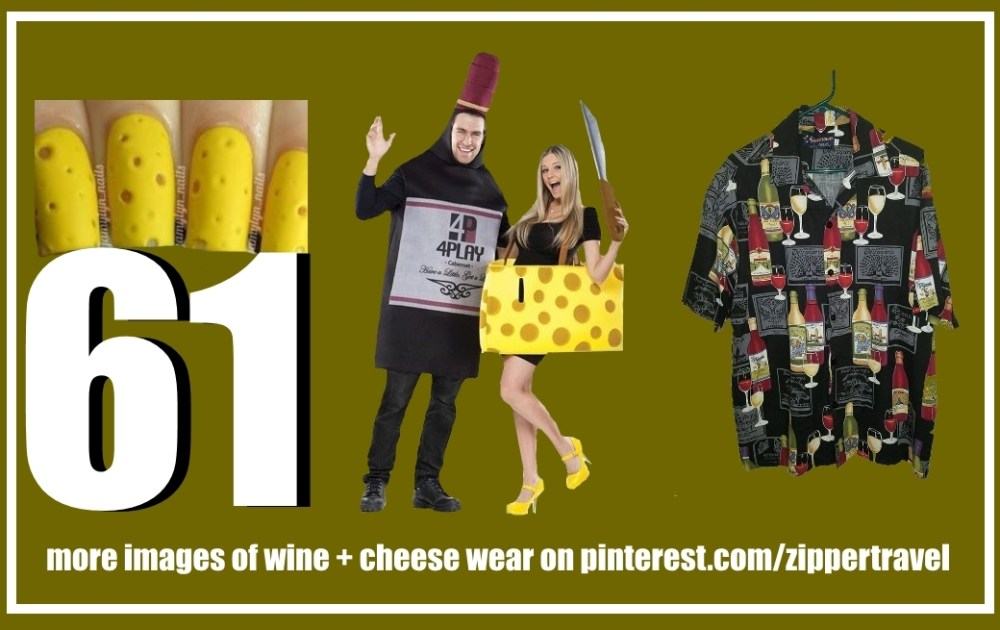 Pinterest wine and cheese wear