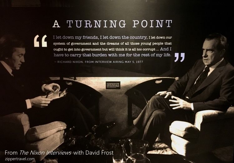 excerpt david frost nixon interview nixon library