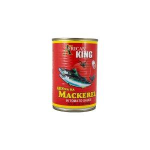 African King Abenwaha Mackerel In Tomato Sauce