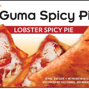 Guma Spicy Pie - Lobster Spicy Pie