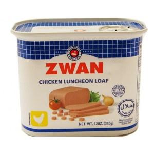 ZWAN Chicken luncheon Loaf