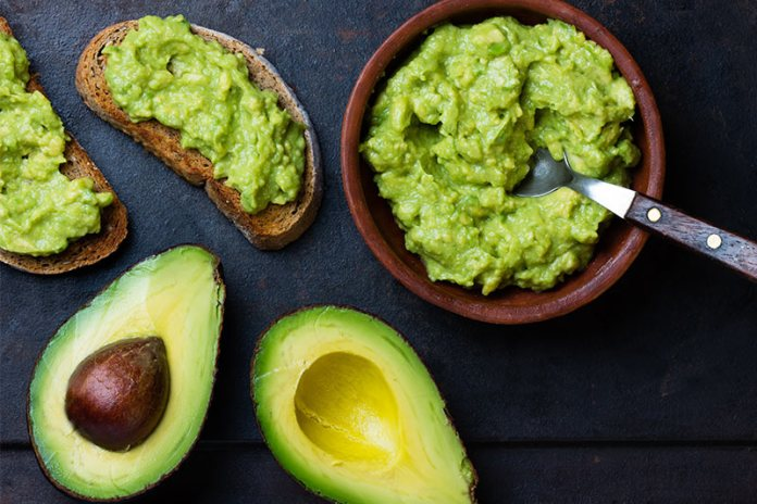 Guac and Roll at this All Avocado Restaurant