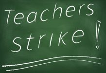 Teacher Strikes Are in Full Effect