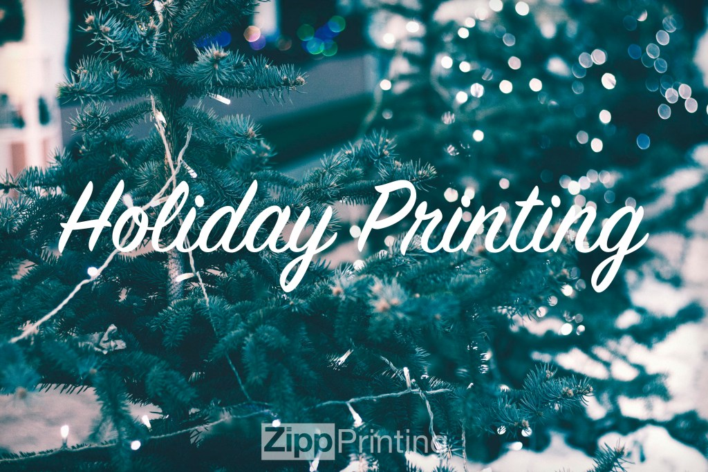 Holiday Printing Mishawaka