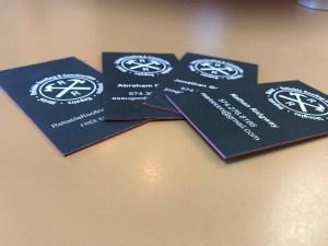 Business cards mishawaka Indiana