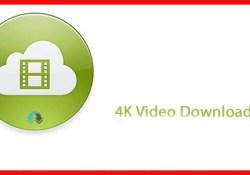 4K Video Downloader 4.4 Crack + License Key