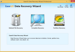 EaseUS Data Recovery Wizard 11.8 Crack