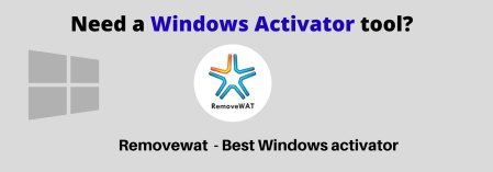 Removewat 2.2.9 Windows Activator