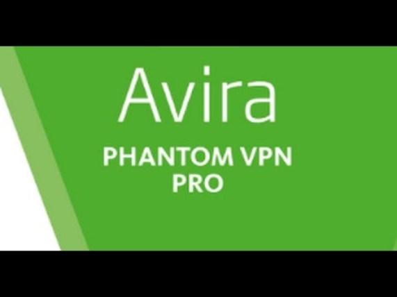 Avira Phantom VPN Pro 2.11 Crack