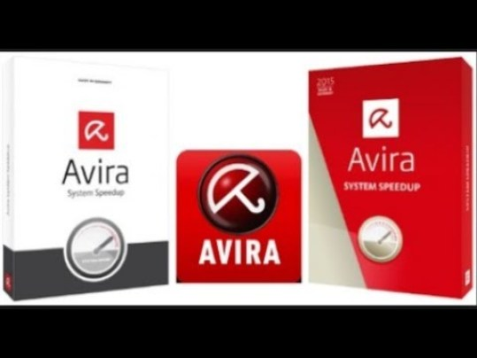 Avira System Speedup Key