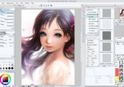 Clip Studio Paint 1.7.2 Crack