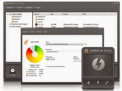 DAEMON Tools Lite 10.6 Crack
