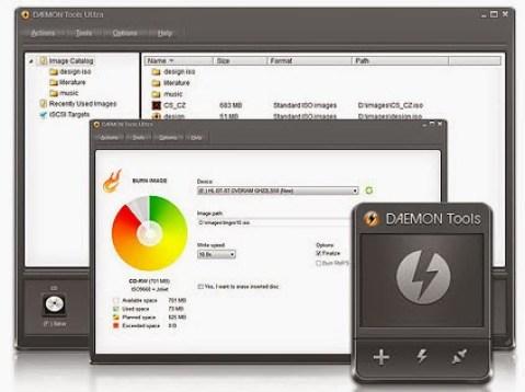 DAEMON Tools Lite 10.6 Crack