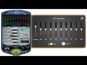 DFX Audio Enhancer 13 Crack
