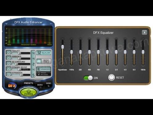 DFX Audio Enhancer 13 Crack