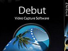 Debut Video Capture 4.04 Crack
