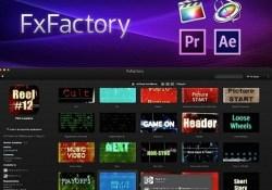FxFactory Pro 7 Crack