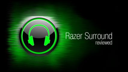 razer surround key