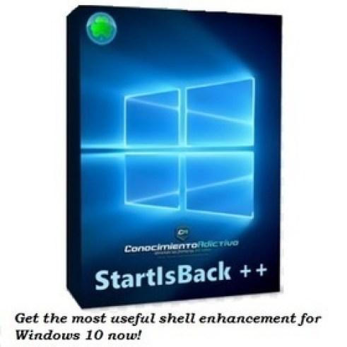 StartisBack Key