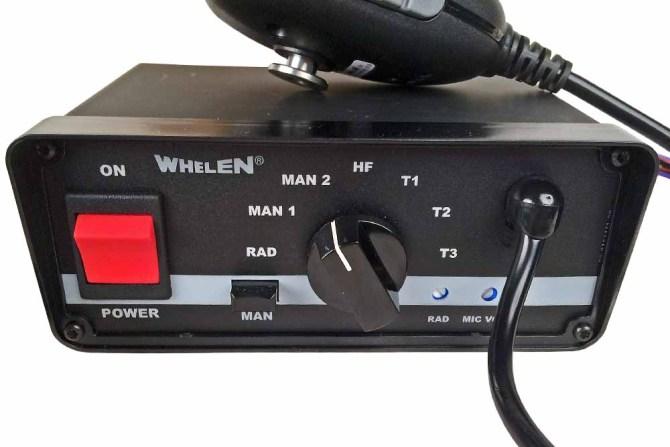 whelen siren 100 watt