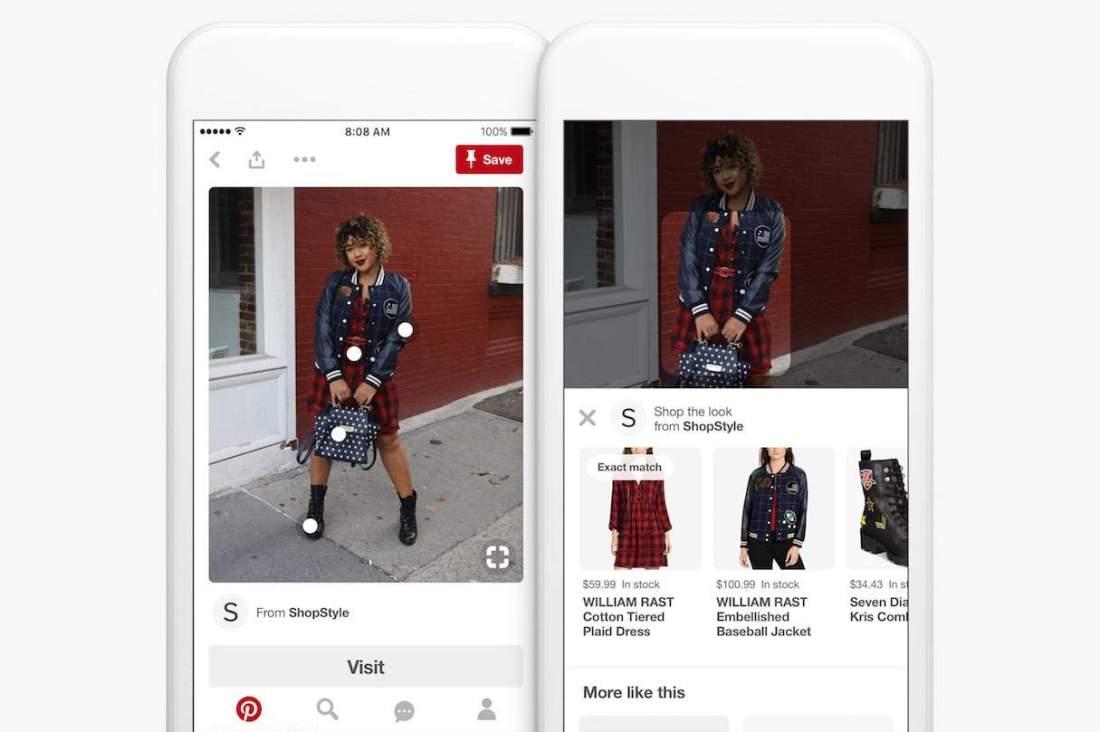 ecommerce trends 2018: pinterest