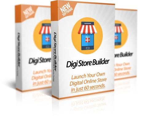 Digi Store Builder |  Marketing |