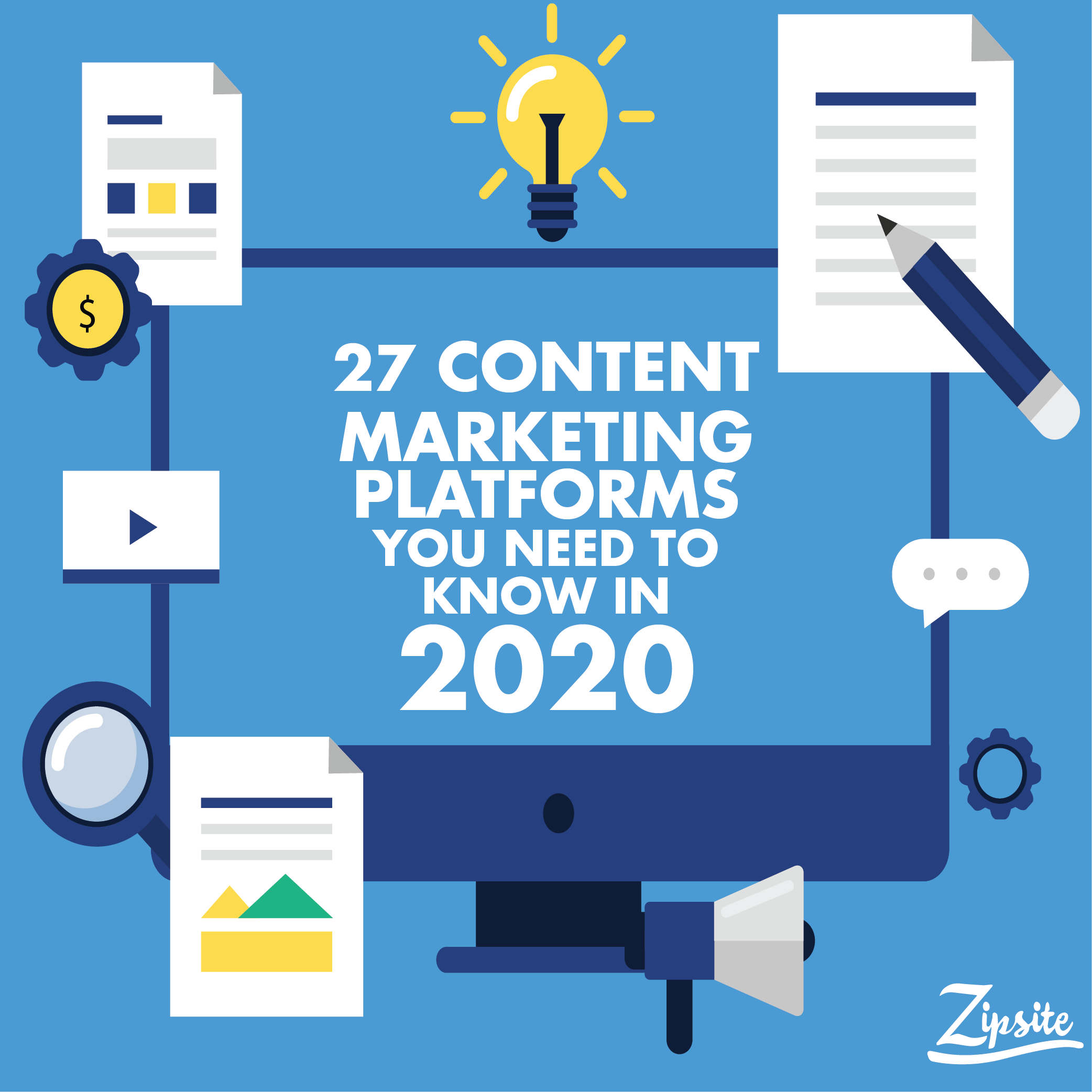 content marketing platforms