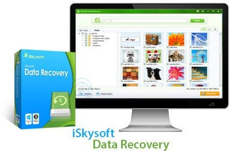 iSkySoft Data Recovery 3.0 Full Free Download