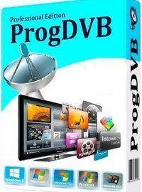 ProgDVB Professional Crack 7.26.5