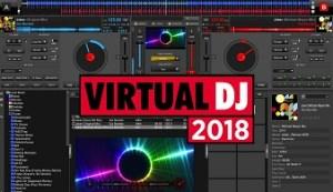 Virtual DJ 2018 Build 4756 Crack