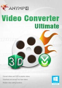 AnyMP4 Video Converter Ultimate 2019 Crack