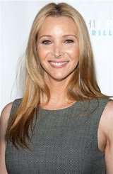 Lisa Kudrow long neck high cut