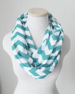 etsy chevorn scarf