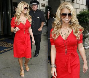 Jessica-Simpson-Wrap-Dress