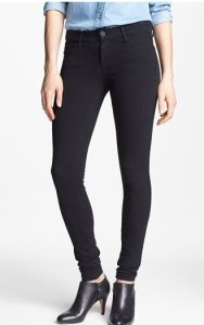 Kut from the Kloth Knit Black Jeans NAS