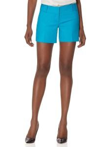 limited aqua blue shorts