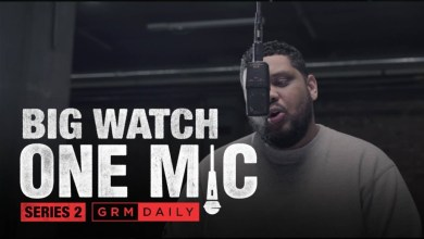 Big Watch – One Mic Freestyle MP3 DOWNLOAD