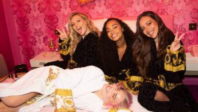 MP3: Anne-Marie & Little Mix – Kiss My (Uh Oh) [Acoustic]