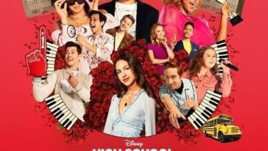 Lyrics: Cast of High School Musical: The Musical: The Series - Second Chance