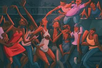 MP3: DijahSB - Here To Dance Feat. Mick Jenkins