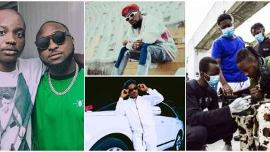 Mayorkun Leaves Davido's Record Label As Deaths Continue to make the Rounds