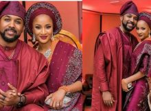 Banky W wedding anniversary