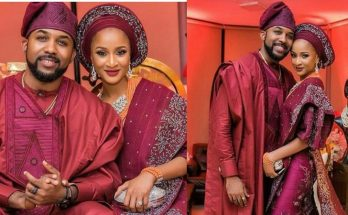 Banky W wife wedding anniversary