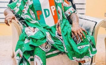 Davido political post