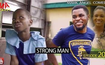 Mark Angel Strong Man