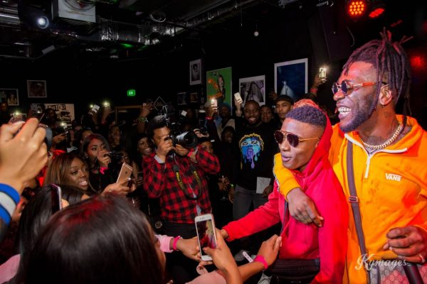 Wizkid Burna Boy